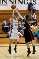 6155 Girls Varsity Basketball v Sea-Academy 113012