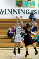 6156 Girls Varsity Basketball v Sea-Academy 113012
