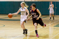 6321 Girls Varsity Basketball v Sea-Academy 113012