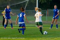 18994 Girls Varsity Soccer v Life-Chr 101112