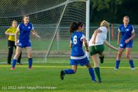 18996 Girls Varsity Soccer v Life-Chr 101112