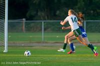 19062 Girls Varsity Soccer v Life-Chr 101112
