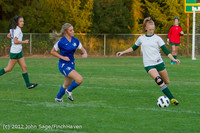 19120 Girls Varsity Soccer v Life-Chr 101112