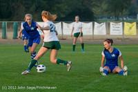 19146 Girls Varsity Soccer v Life-Chr 101112