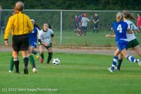 19153 Girls Varsity Soccer v Life-Chr 101112