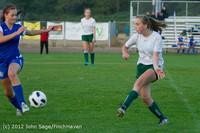 19164 Girls Varsity Soccer v Life-Chr 101112