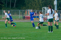 19206 Girls Varsity Soccer v Life-Chr 101112