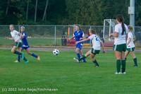 19207 Girls Varsity Soccer v Life-Chr 101112
