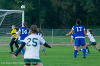 19221 Girls Varsity Soccer v Life-Chr 101112