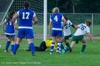 19238 Girls Varsity Soccer v Life-Chr 101112