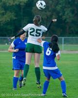 19247 Girls Varsity Soccer v Life-Chr 101112