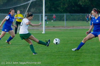 19323 Girls Varsity Soccer v Life-Chr 101112