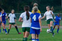 19334 Girls Varsity Soccer v Life-Chr 101112