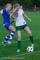 19357 Girls Varsity Soccer v Life-Chr 101112