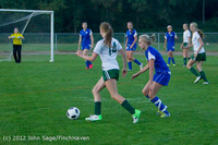 19380 Girls Varsity Soccer v Life-Chr 101112