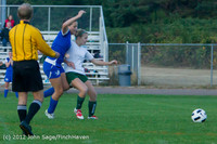 19420 Girls Varsity Soccer v Life-Chr 101112