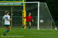19509 Girls Varsity Soccer v Life-Chr 101112