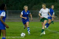 19529 Girls Varsity Soccer v Life-Chr 101112