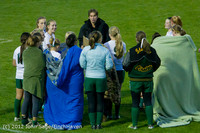 19533 Girls Varsity Soccer v Life-Chr 101112
