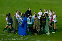 19538 Girls Varsity Soccer v Life-Chr 101112