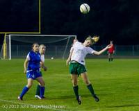 19557 Girls Varsity Soccer v Life-Chr 101112