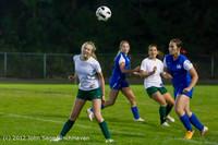 19649 Girls Varsity Soccer v Life-Chr 101112