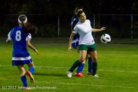 19653 Girls Varsity Soccer v Life-Chr 101112