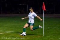 19687 Girls Varsity Soccer v Life-Chr 101112