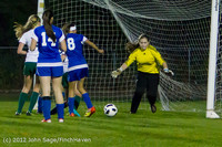 19696 Girls Varsity Soccer v Life-Chr 101112