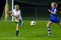 19706 Girls Varsity Soccer v Life-Chr 101112