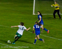 19786 Girls Varsity Soccer v Life-Chr 101112