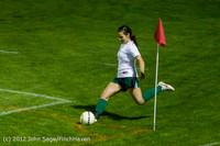 19836 Girls Varsity Soccer v Life-Chr 101112