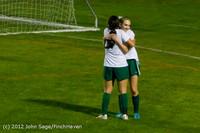 19863 Girls Varsity Soccer v Life-Chr 101112