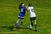 19885 Girls Varsity Soccer v Life-Chr 101112