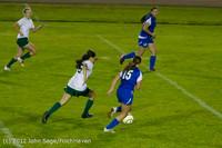 19903 Girls Varsity Soccer v Life-Chr 101112