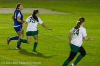 19912 Girls Varsity Soccer v Life-Chr 101112