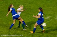 19944 Girls Varsity Soccer v Life-Chr 101112