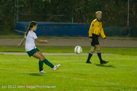 19957 Girls Varsity Soccer v Life-Chr 101112