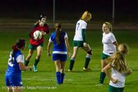 20034 Girls Varsity Soccer v Life-Chr 101112