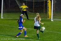20081 Girls Varsity Soccer v Life-Chr 101112