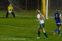 20092 Girls Varsity Soccer v Life-Chr 101112