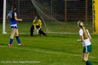 20095 Girls Varsity Soccer v Life-Chr 101112