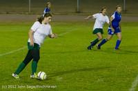 20108 Girls Varsity Soccer v Life-Chr 101112