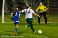 20132 Girls Varsity Soccer v Life-Chr 101112