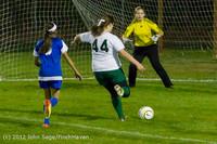 20133 Girls Varsity Soccer v Life-Chr 101112