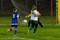 20136 Girls Varsity Soccer v Life-Chr 101112