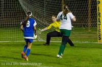 20137 Girls Varsity Soccer v Life-Chr 101112