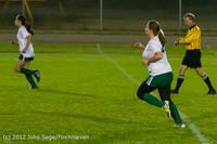 20144 Girls Varsity Soccer v Life-Chr 101112
