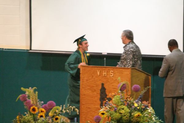 8429 VHS Graduation 2005