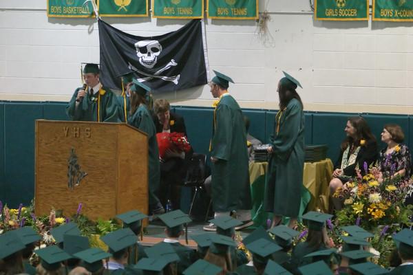 6777 VHS Graduation 2006